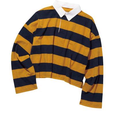 イエローラガーシャツ 1,998円+税/スピンズ