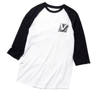 ロゴラグランT 4,500円+税/VANS(VANS JAPAN)
