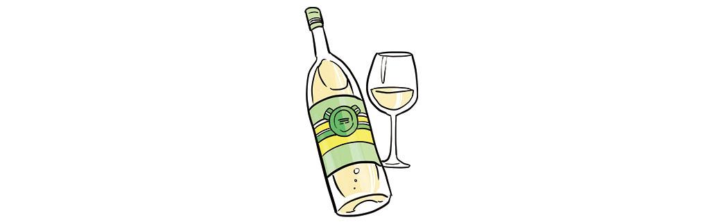 白 ワイン 太る